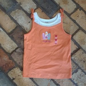 Gymboree NEW Surfer Girl summer  Tank Top sz 9